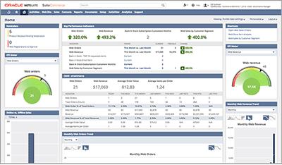 Netsuite IT Management Software Solutions
