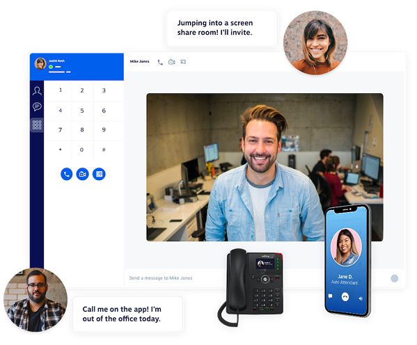 Nextiva Best Team Collaboration Apps
