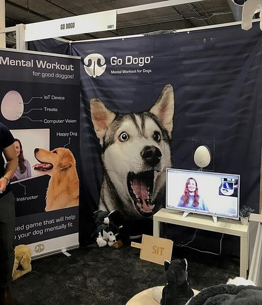 Go Dogo at CES 2020