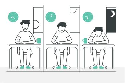 Illustration - Productivity
