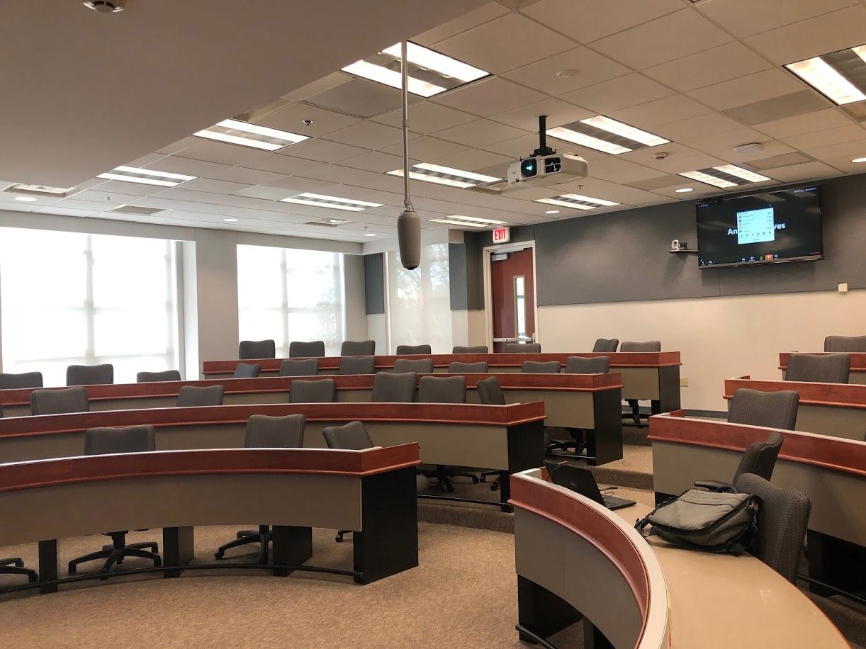 Stadium Lecture Room- Bat