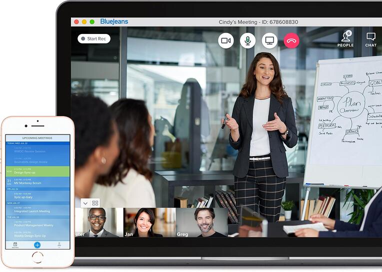 bluejeans best video meeting apps