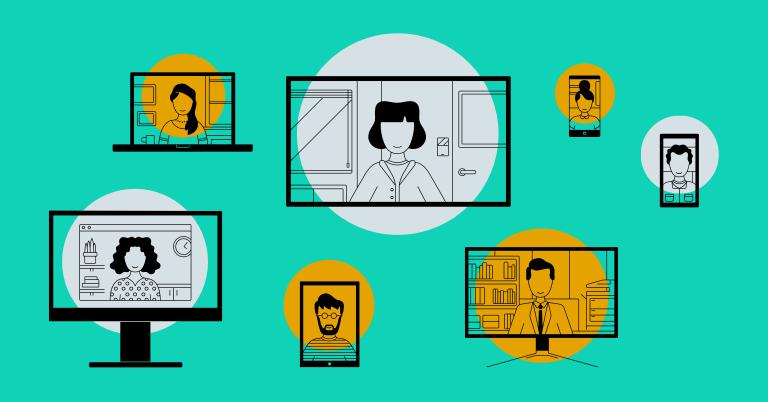 video-conferencing-illustration-webinar